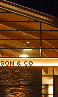 Architecture Design and Build - Thomas Anderson & Co
